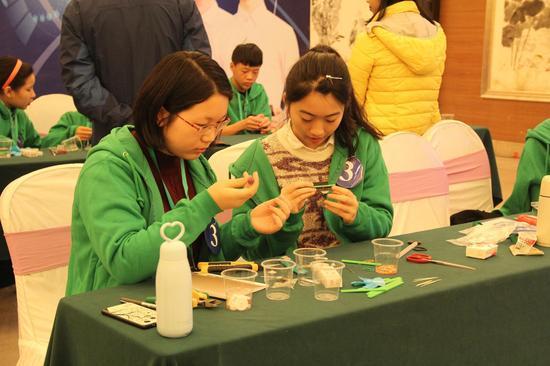 大赛活动旨在通过赛事开展,促进大学和中学生动手设计能力和创新创造图片