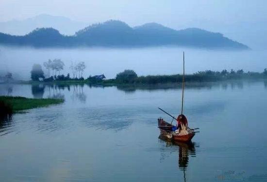 """山水画廊的美,在于她的""""险"""" 摄影:@步行禅者"""