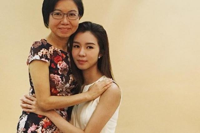 港姐麦明诗自曝不止一次遭性侵 妈妈:没有那么严重