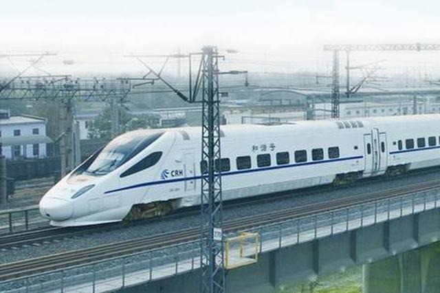好消息 合肥到重庆5小时 北沿江高铁明年开建