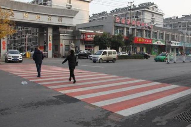 淮北市触摸式信号灯近期有望亮相
