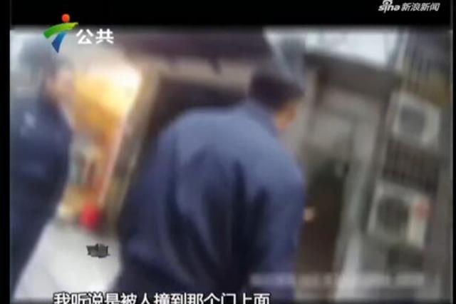 店主随意倾倒建筑垃圾 环卫工人劝阻却遭殴打