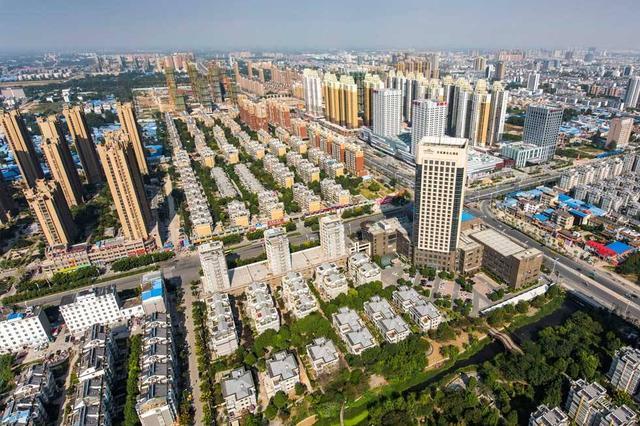 """阜阳""""第一高楼""""将落户城南新区 不低于180米"""