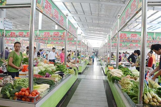 蜀山区启动农贸市场整治提升月行动