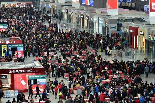 今年春运阜阳或发送旅客1169万人次