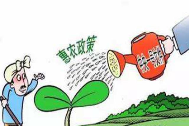 """""""一卡通""""补贴增多更惠农 去年全省发放285.7亿元"""