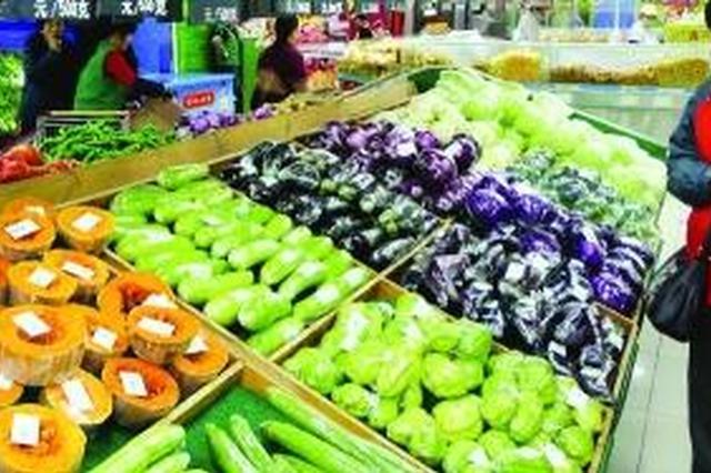 近期安徽省菜价稳中有降