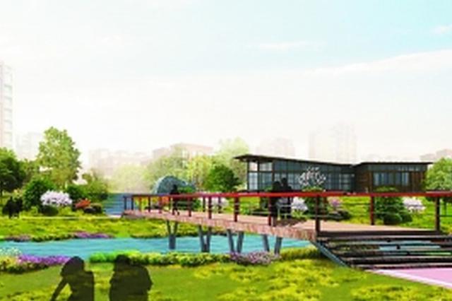 董大水库绿化景观将开工 两大水库间将现美丽城市公园