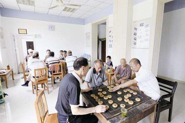 阜阳城南新区养老中心正式开工