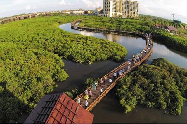 淮北市全力打造生态上的绿水青山