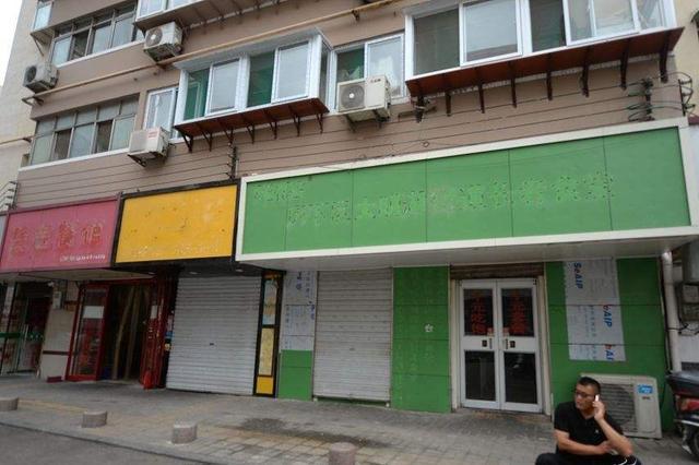 合肥老城区38家楼内餐饮店关停或转型