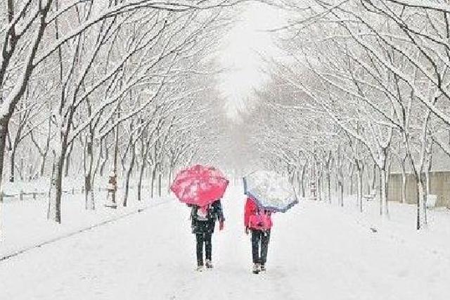 24日起雨雪天气来临 此次降雪最大积雪深度或达35厘米