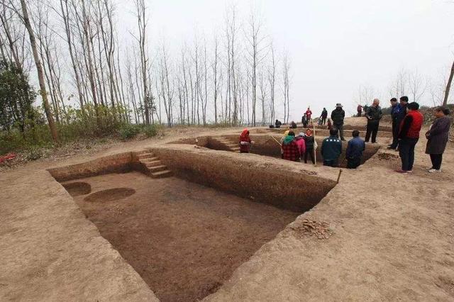 丹阳商周遗址新发现: 马鞍山是瓷器发源地之一