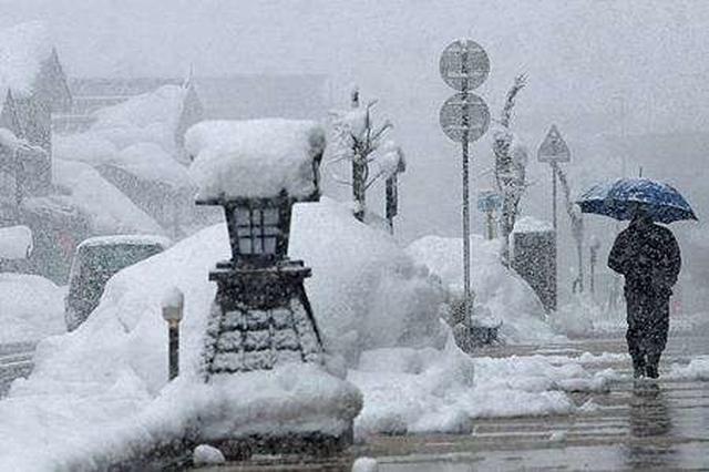 蚌埠市环卫部门启动应急预案 备战雨雪天气
