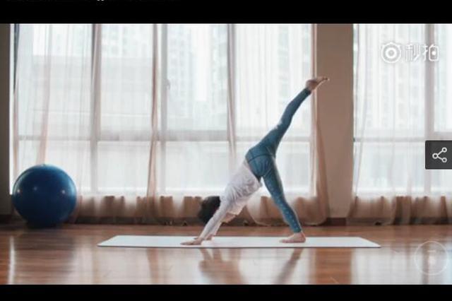 7岁男孩做瑜伽教练 挣下十几万存款