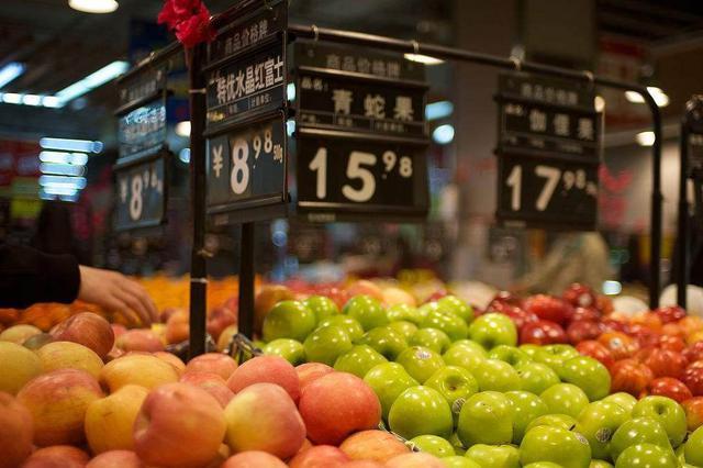 """""""大菜篮""""进入节日模式 周谷堆市场日均成交1.2万吨"""