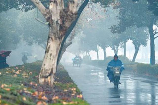 安徽春节期间多阴雨天气 将有两次冷空气来袭