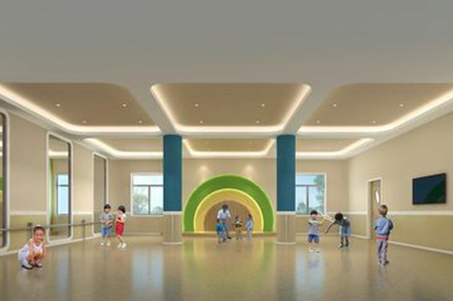 临泉25个乡镇将新建和改建103所幼儿园