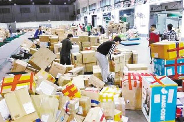 去年安庆市快递业务收入4亿多元