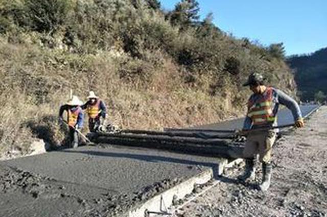 安徽建好管好农村公路致富百姓 着力解决农村道路短板