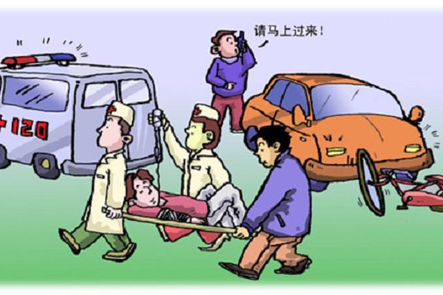 合肥交通事故发生量比去年同期减少12起 同比下降50%