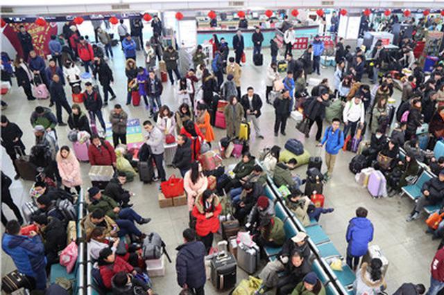客运共发送旅客149.72万人次