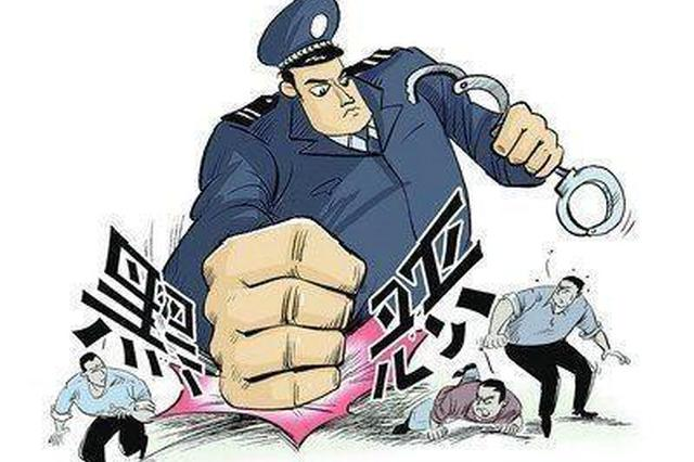 淮北市将治理党员干部涉黑涉恶问题纳入巡察范围