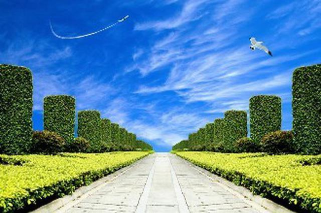添绿安徽省城市绿道框架今年基本形成