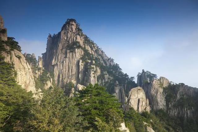黄山风景区春节黄金周接待游客12.32万人
