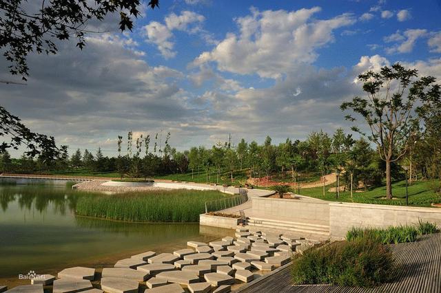 合肥城西北将再添50万平方米大公园