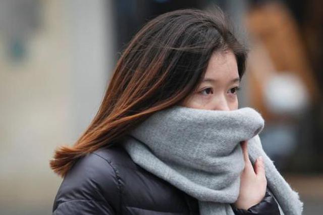 马鞍山今明两天依然有雨 气温走低体感湿冷