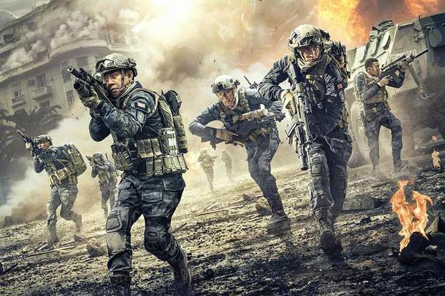 《红海行动》票房超《唐探2》列中国票房总榜第三