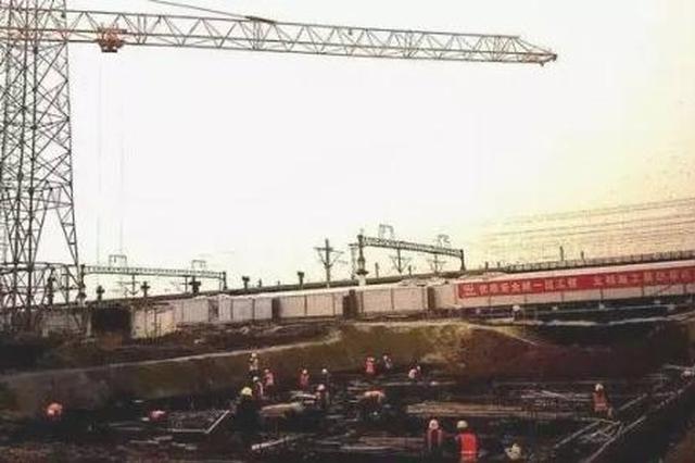 合六轻轨征迁正式启动 20个站点5年内通车