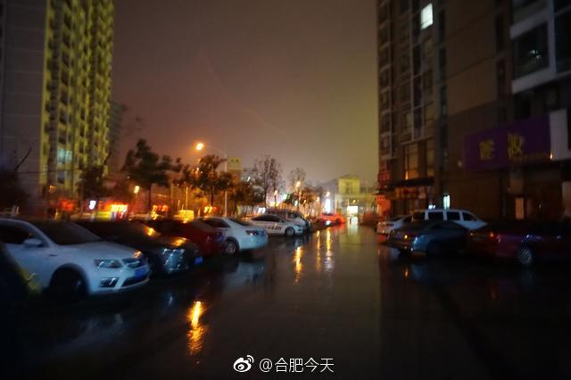 """合肥城区除夕夜未闻""""爆竹声声""""欢度健康文明佳节"""