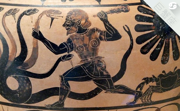 巨蟹座的神话传说:最仗义的大螃蟹