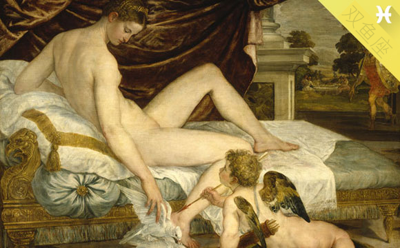 双鱼座的神话传说:母子连心