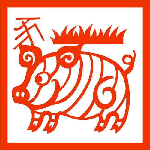 生肖猪最易在哪里邂逅爱情