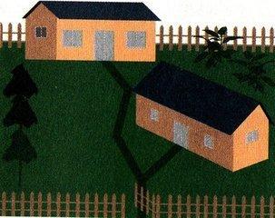 风水:哪些住宅会犯尖角煞?