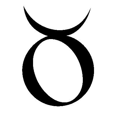 金牛座符号
