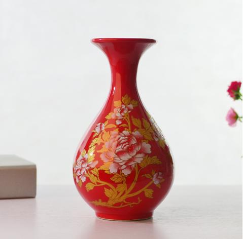 折花瓶步骤图解