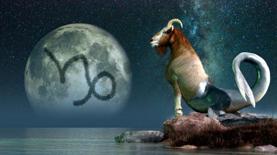占星星座:12阴影天后面之魔羯座(图)狮子座女和蛇夫座男图片