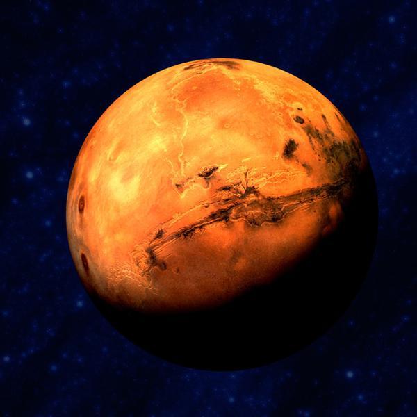 火星拱土星