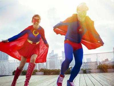 你像哪位超级英雄