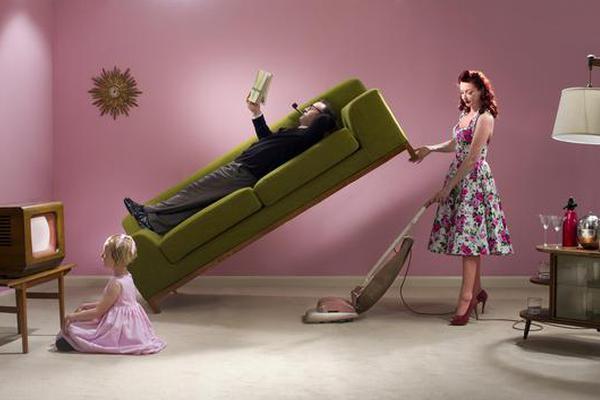 婚恋心理:男人眼里贤妻良母的10标准(图)