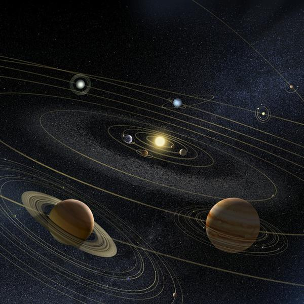木星六合土星