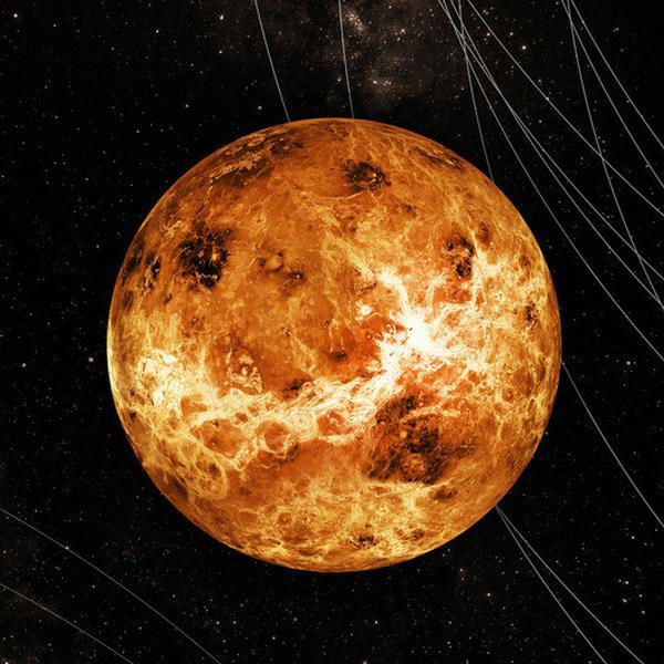 金星拱海王星