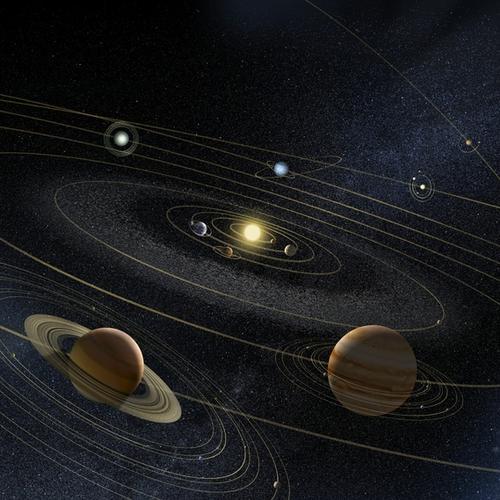 太阳六合土星的影响