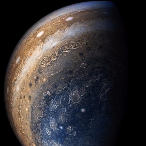 火星合木星的影响
