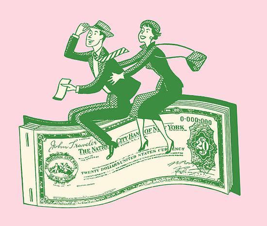 男人挣钱多少婚姻生活大不同