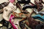 心情花园:从鞋子看穿女人心里想什么